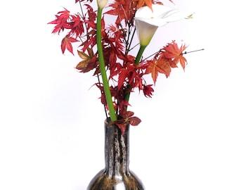 READY TO SHIP- Pottery Flower Vase, Decorative Vase, Ceramic Vase