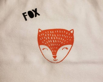 Cute fox onesie