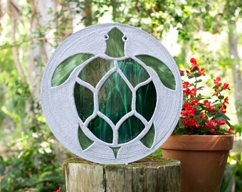 Sea Turtle Stepping Stone #865