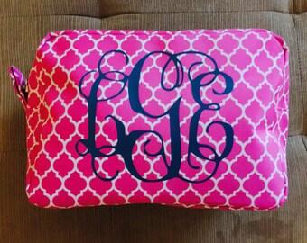 Monogram Cosmetic Bag Makeup Bag