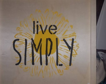 Live Simply Home Decor