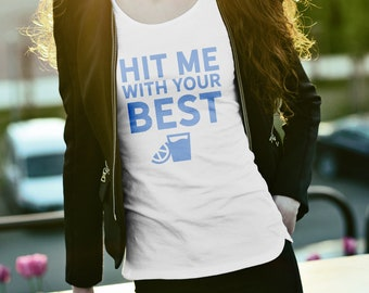 Hit Me With Your Best Shot SVG || DXF digital download || JPEG clip art || Files for silhouette || Jpeg Png Eps Pdf || Vinyl cutting file