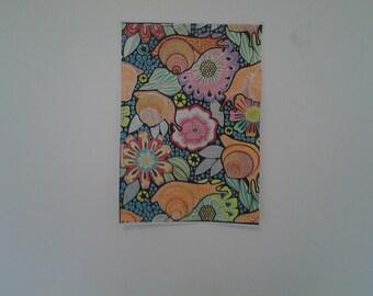 Fine Art Drawing in Gel Pen