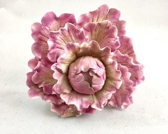 Gumpaste Flowers Rose cake toppers Gumpaste Roses Fondant