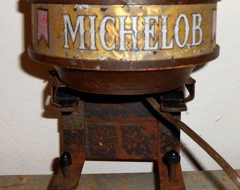 Vintage Bar Light, Michelob Beer, Bar Lamp, Beer Light, Barware, Cash Register Light, Michelob, Anheuser Busch
