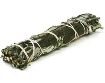 Black Sage (Mugwort) Smudge bundle