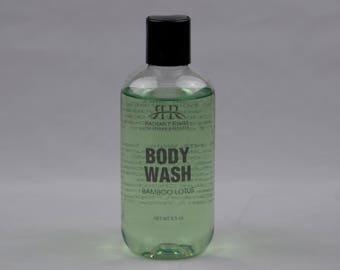 Body Wash - Bamboo Lotus Body Wash