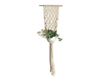 Macrame Wall Planter