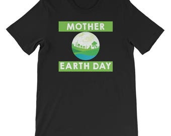 Kids Earth Day TShirt Save Mother Earth Boys Girls Gift