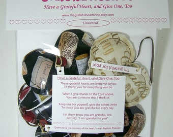 Thank You Gift Grateful Heart(TM) Set Wine Lover