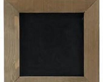 Jillibean Mix the Media Framed Chalkboard 12x12