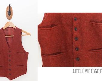 Vintage Dress Vest
