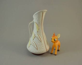 Vintage vase made by Carstens Tönnieshof / 821 16 / Decor Attika | West German Pottery | 50s