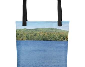 Lake Nockamixon Tote bag