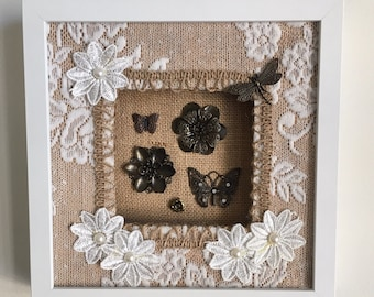 Shabby Chic Mother's Day Gift Idea