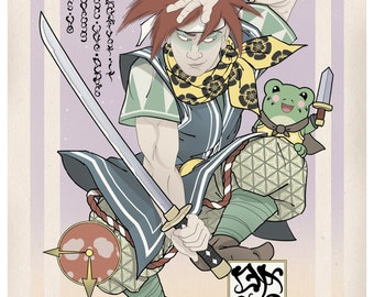 SHIKAKU SOLDIER CRONO