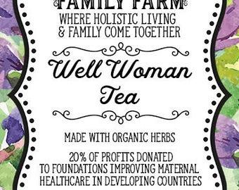 Well Women Tea