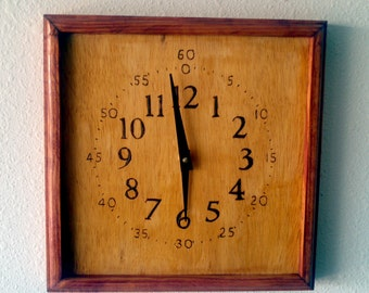 Learn to tell time clock   price reflects 20% discount