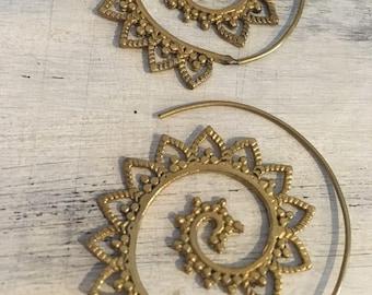 Tribal ear rings