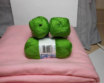 Alize Miss Solid 479 leafy green