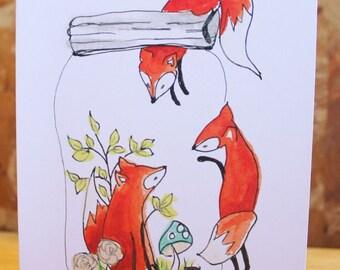 Imagination Jar Card