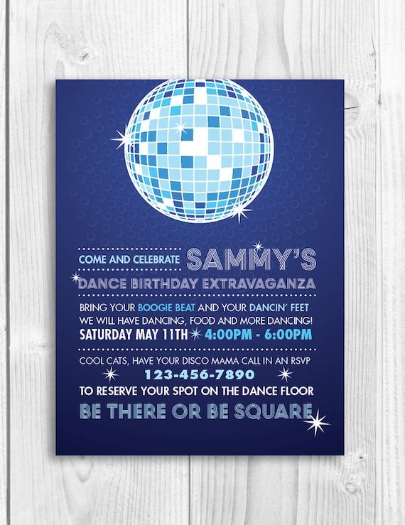 dance party invite vatoz atozdevelopment co