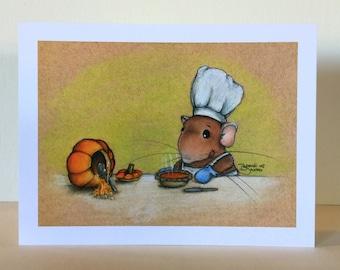Little Chef 5x7 Print