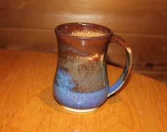 Hand Made Stoneware Pottery Mug  ...     Made in Vermont
