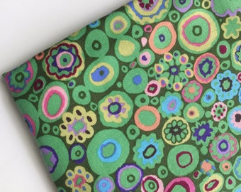 Kaffe Fassett Paperweight Algae Fabric, GP20, OOP, HTF, Fat Quarter