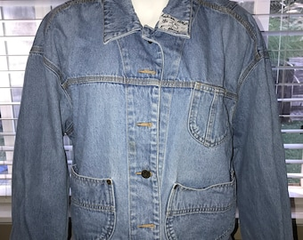 Denim Vintage - Eddie Bauer Ladies Medium