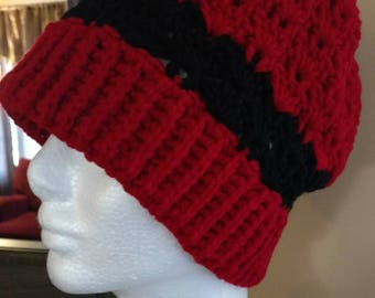 Make a Statement Red and Black