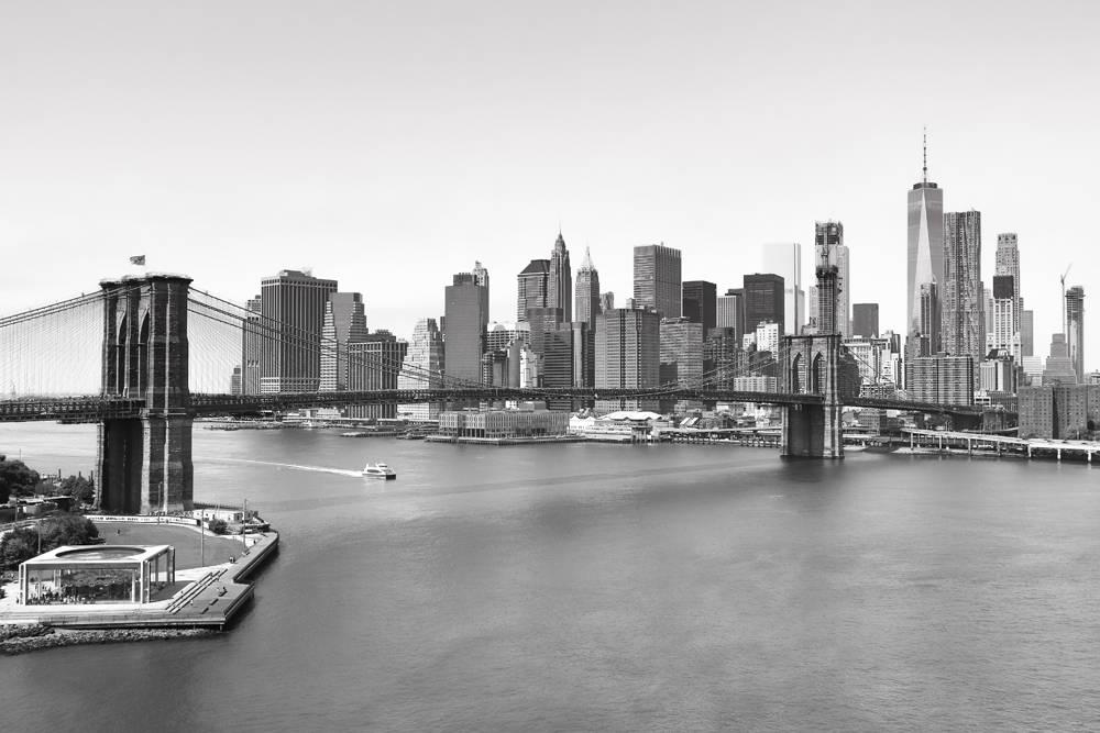 Fotografía de Nueva York Skyline de la ciudad de Nueva York
