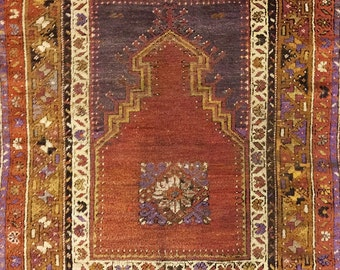 Carpet Anatolia Bergamo Ancient 127x96