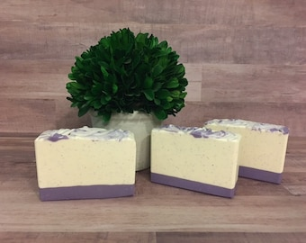 Mediterranean Fig Cold Processed Handmade Soap