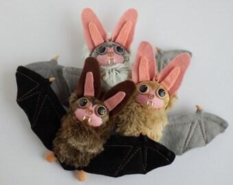 Bat, toys,puppet