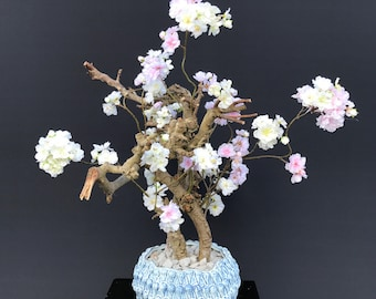 Artificial Artificial blossom tree