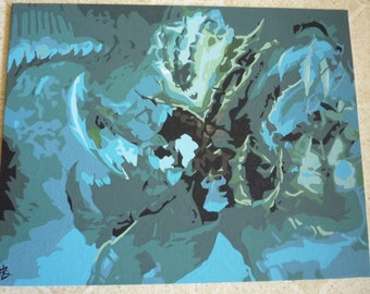 League of Legends Thresh Painting