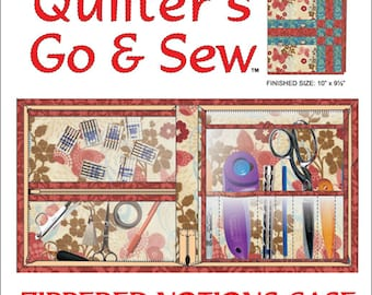 Quilter's Go and Sew Sewing Pattern