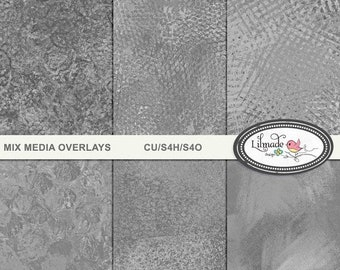 50%OFF Photoshop overlay for photography and digital scrapbooking, textured Photoshop overlays O322