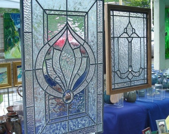 Traditional Leaded Stained Glass Windows/ Custom made