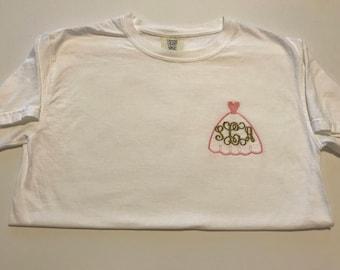Wedding Comfort Colors T-Shirt