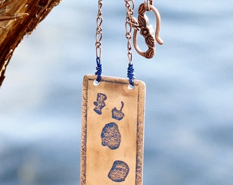 Minneapolis Chain of Lakes Necklace, Going Away Gift MN, Minnesota Necklace, Custom Lake Jewelry, Teacher Appreciation GIft, Minneapolis
