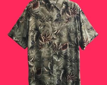 """Camisa 15 de la serie """"Androgynous"""" vintage unisex oversize 90s"""