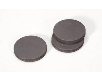Magnet - Round - 1.25 inch - 3 pieces (dar1039)