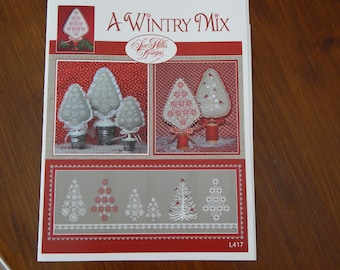 A Wintry Mix by Sue Hillis Designs