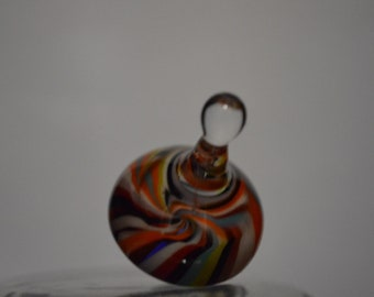 Lampworked Glass Top