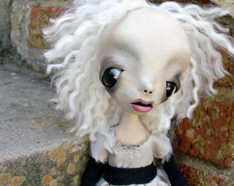 Georgette the Orphan Loopy Art Doll
