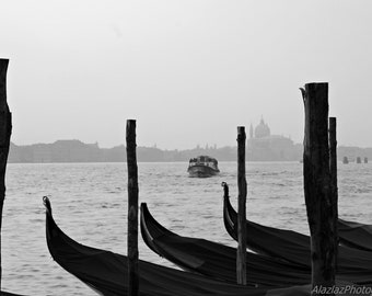 Venice, Italy, Italia, photography, Coast, Gondola, Europe
