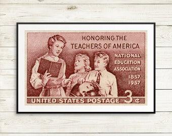 Teacher retirement gift, teacher birthday gift, teacher Christmas gift, teacher appreciation gift, teacher gift ideas, favorite teacher gift