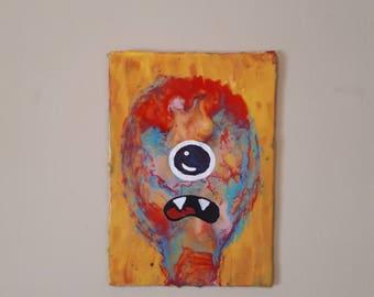Encaustic Painting #1